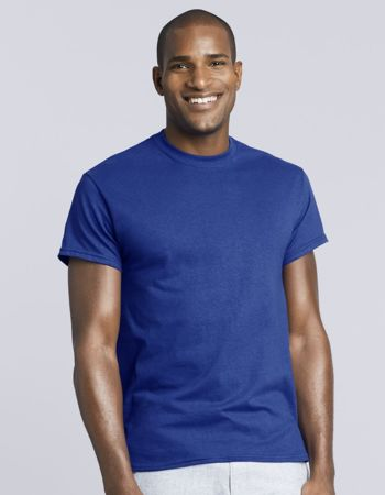 Men's 'Gildan' Regular Fit Sturdy Cotton T Shirt UC  Thumbnail