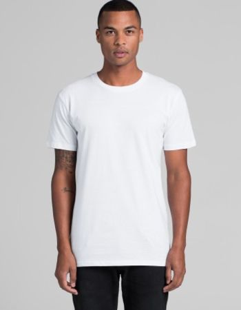 Men's Paper Slim Fashion Tee by As Colour Thumbnail