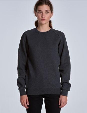Unisex Boutique Crew Sweatshirt by 'As Colour '  Thumbnail