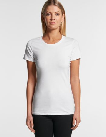 AS Colour Women's Wafer Fitted Tee Thumbnail