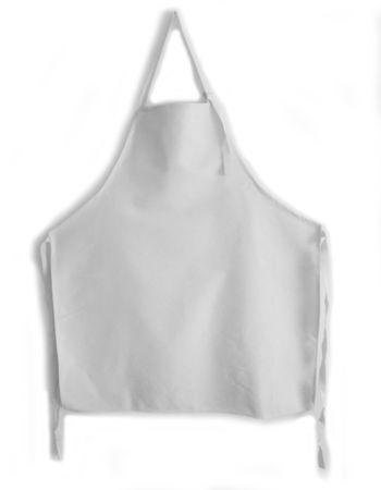 Cotton Apron without pocket Thumbnail