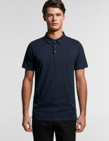 AS Colour Chad Mens Polo Thumbnail
