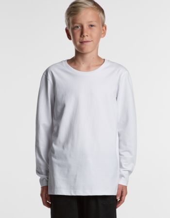 AS Colour Youth Longsleeve Tee Thumbnail