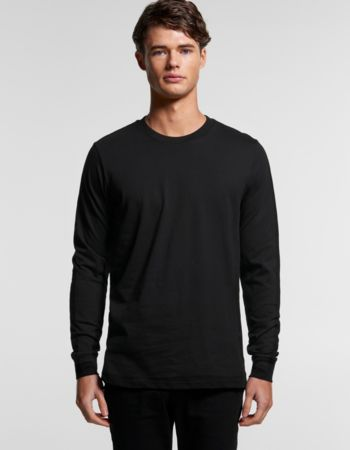 AS Colour Organic Base Longsleeve Cuff Tee Thumbnail