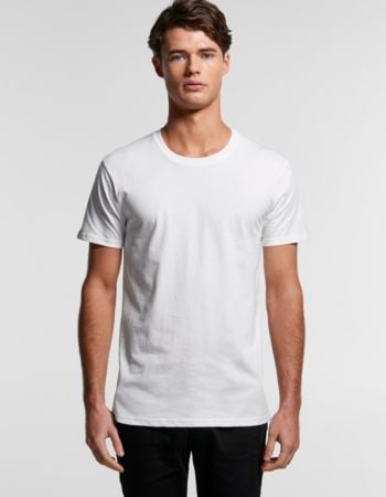 AS Colour Staple Mens Organic Tee Thumbnail