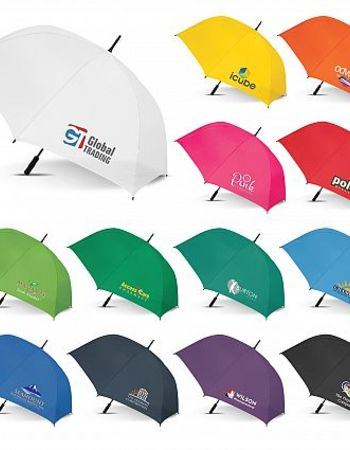 Full Size Sports Umbrella Solid Colour Thumbnail