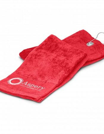 Golf Towel 140mm by 660mm Thumbnail