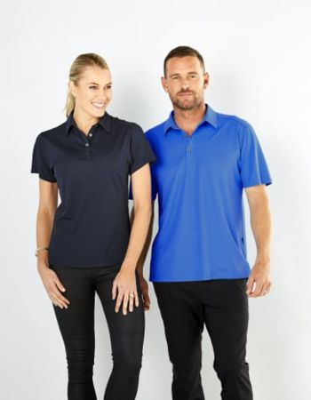 Men's Cooldry Glacier Polo Thumbnail