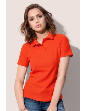 Women's Heavyweight Polo Thumbnail