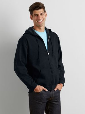 Gildan Zip Hooded Sweatshirt - Same Day Dispatch Thumbnail
