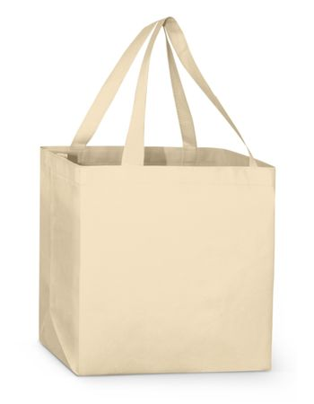 City Shopper Non-Woven Tote - H 330mm x W 310mm x Gusset 190mm  Thumbnail