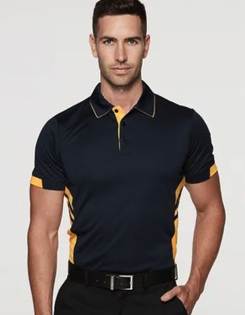 Tasman Mens Cooldry Polo Thumbnail