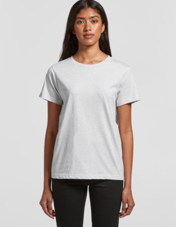 AS Colour Women's Maple Marle Tee Thumbnail