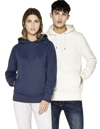 Earth Positive Unisex Organic Hoody Thumbnail