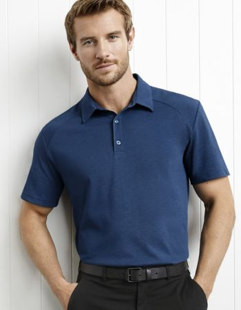 Biz Collection Byron Mens Polo Thumbnail