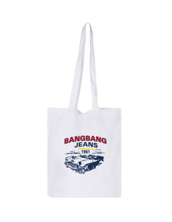 Cotton Long Handle Cotton Bag - 370mm(w) x 420mm(h) Thumbnail