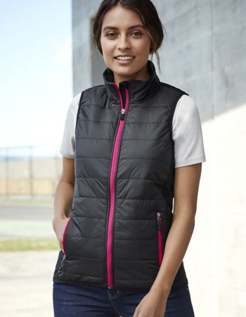 Women's Stealth Tech Puffa Vest Thumbnail