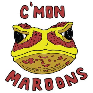 C'MON MAROONS - State Of Origin Supporters Thumbnail