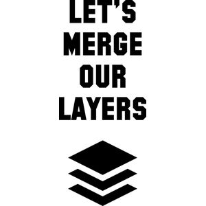Lets Merge Our Layers - Design Love - Customisable Thumbnail