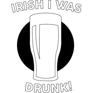 Irish I Was Drunk by Anna Elizabeth Thumbnail