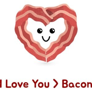 I love you more than bacon Thumbnail