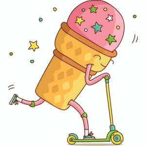Ice Cream Scooter Thumbnail