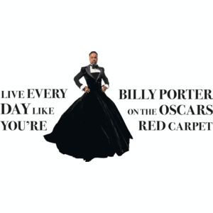 Billy Porter T-shirt Thumbnail