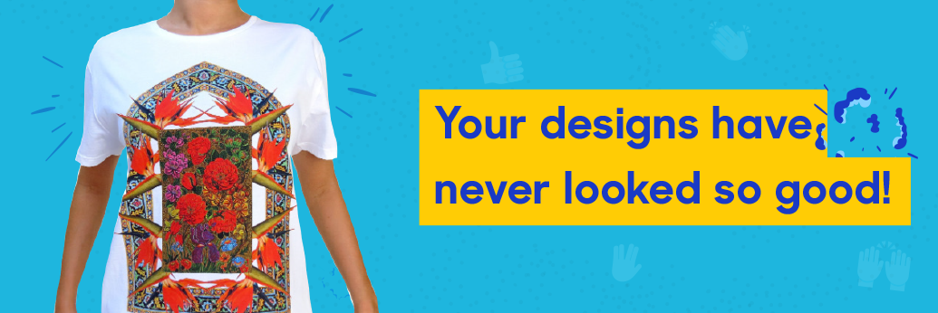 Your designs have never looked so good