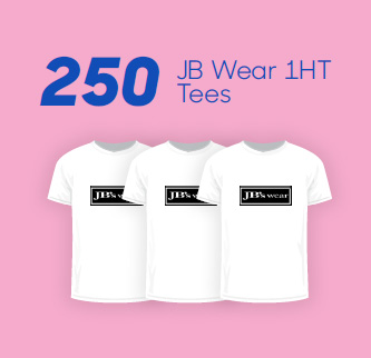 250 JB Wear 1HT Tees